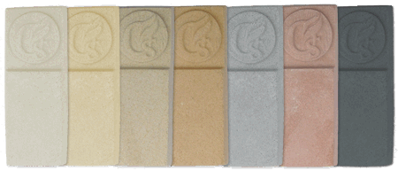 Orchard Stone Colour Samples